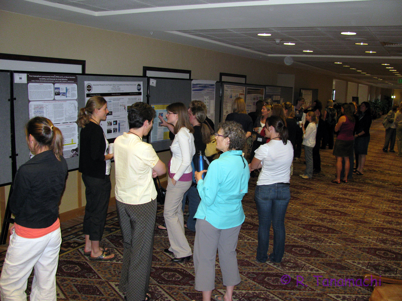 ASCENT Junior Scientist Poster Session