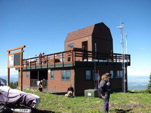 Storm Peak Laboratory in July 2011