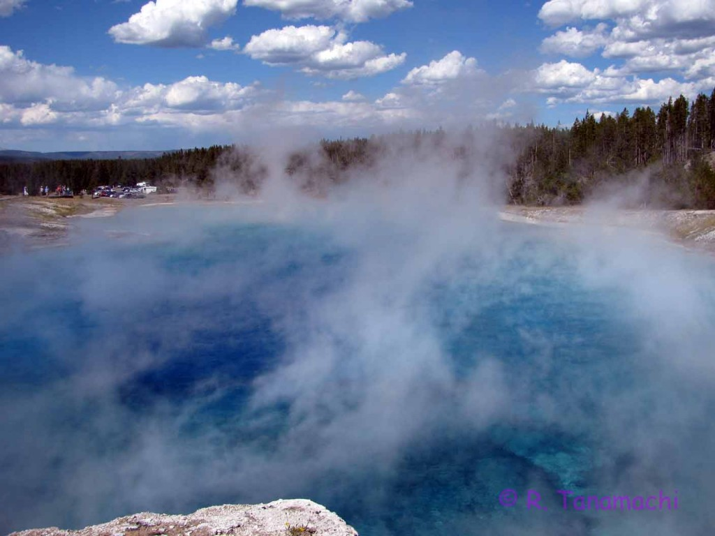Excesior Geyser, Yellowstone NP