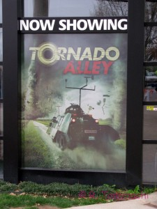 Tornado Alley Poster at the OKC Science Museum