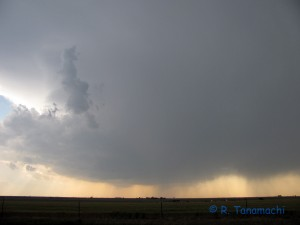 2012-04-30: Claude, TX LP supercell