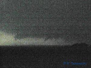 2012-04-30: At dusk: Gustnado? Tornado?