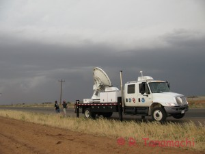 NOXP deployed south of Paducah, TX
