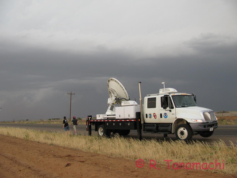 NOXP deployed south of Paducah, TX