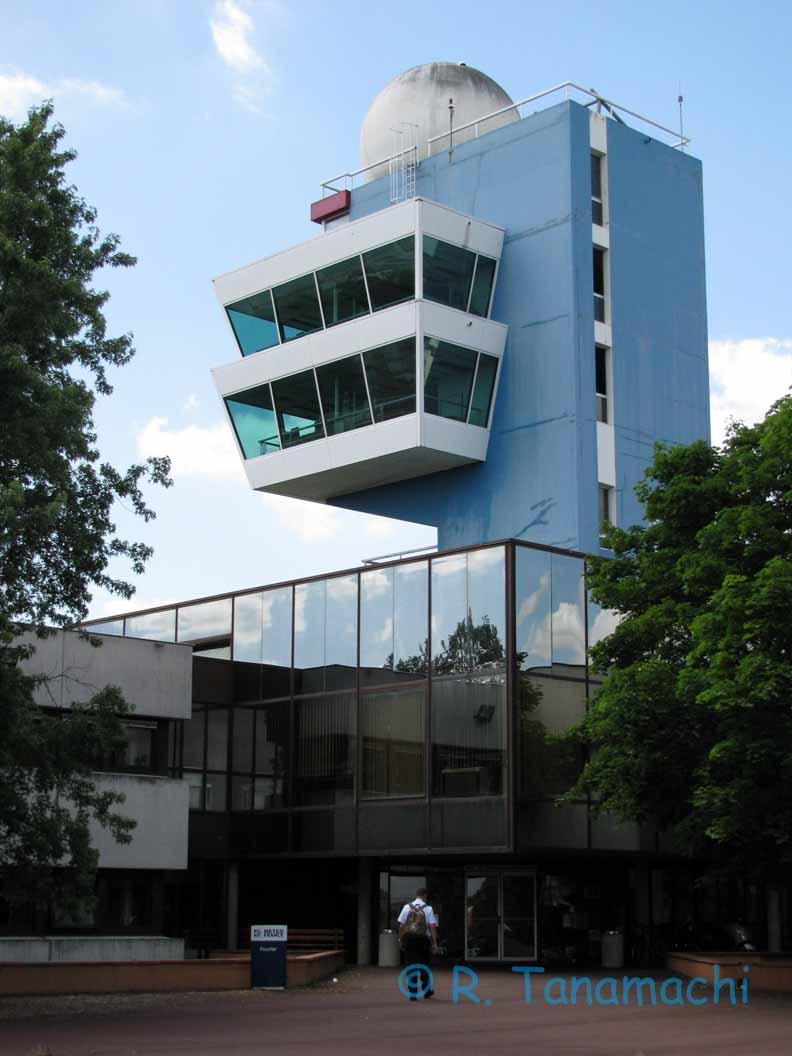 Météo France's Toulouse C-band radar