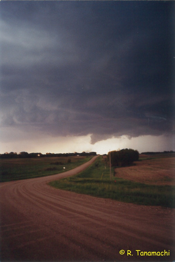 Benson, MN tornado of 11 June 2001