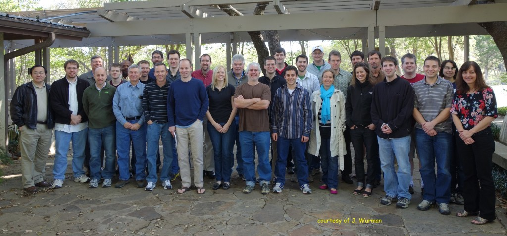VORTEX2 science workshop group photo