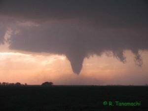 Rozel, KS tornado