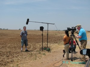 Dan interviews with Weather Caught On Camera about dust devil chasing.